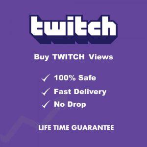 Buy Twitch Views